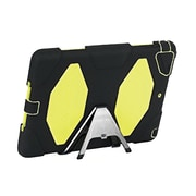 "Griffin GB36404 Survivor All Terrain Polycarbonate Protective Cover for 9.7"" iPad Air, Black/Citron"