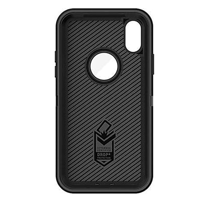 Otter Box® Defender Series Phone Case For iPhone X, Black (77-57052)