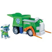 Spin Master Paw Patrol Vehicle Rocky's Recycling Truck with Rocky