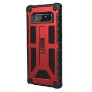 Urban Armor Gear Monarch Series Phone Case For Samsung Galaxy Note 8, Crimson (NOTE8-M-CR)