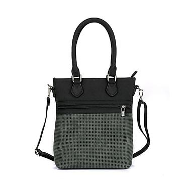 Karla Hanson® Ava Women's Crossbody Bag, Green (72301GREEN)