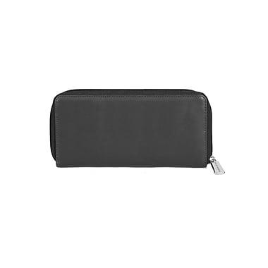 Karla Hanson® RFID Protection Ingrid Women's Bifold Wallet, Black (28119BLACK)