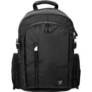 "V7 CBE17-BLK Carrying Case (Backpack) for 17.3"" Notebook, Tablet, Business Card, Pen, Key, Black (CBE17-BLK-9N)"