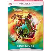 Mattel View-Master Experience Pack: National Geographic Dinosaurs
