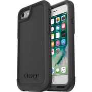 OtterBox Pursuit Carrying Case for iPhone 8, iPhone 7, Black (77-58238)