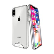 JCPal - Etui DualPro pour iPhone X, ultra transparent (JCP3800)