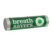 BREATH SAVERS Mints in Spearmint Flavor, 0.75 Ounce, 24/BX (HEC71433)