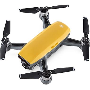 DJI – Mini drone quadricoptère Spark, jaune lever du soleil