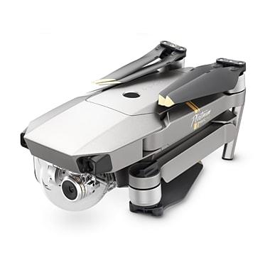 DJI – Drone quadricoptère Mavic Pro, Platinum