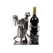 CTG Dancing Couple Wine Presenter, Iron (42895DF)