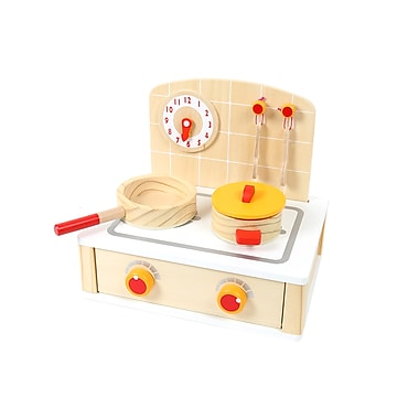 CTG Cute Kitchen Set, Wood (TKB900DF)