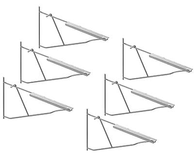 Adir Office Replacement Hangers for blueprint racks 613, 617 Series (619)