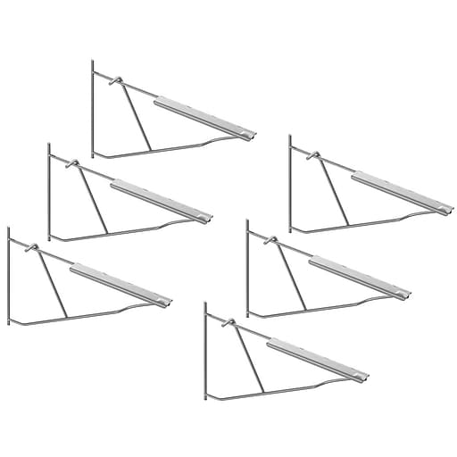 Adir office replacement hangers for blueprint racks 613 617 series httpsstaples 3ps7is malvernweather Image collections
