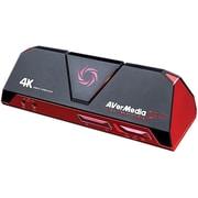 AVerMedia® GC513 Live Gamer Portable 2 Plus Game Capturing Device, Black/Metallic Red