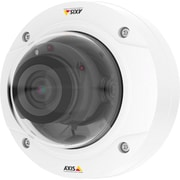 Axis Communications® P3227-LV Wired Fixed Dome Network Camera, 5MP, White
