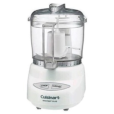 Cuisinart® Mini-prep Plus 4 Cup Refurbished Food Processor, White (CGC-4WPCFR)