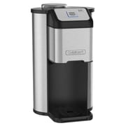 Cuisinart® DGB-1FR Single Cup Refurbished Coffee Maker, Black/Silver