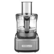 Cuisinart® Elemental 8 Cup Refurbished Food Processor, Gunmetal (FP-8GMFR)