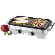 Cuisinart® Refurbished Electric Reversible Grill/Griddle, Black (GR-55FR)