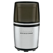 Cuisinart® 0.4 Cup Refurbished Electric Spice and Nut Grinder, Silver/Black (SG-10FR)