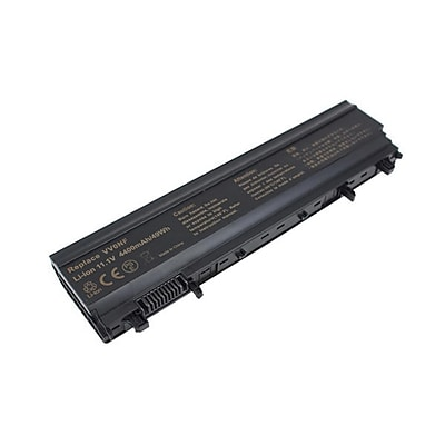 Dell™ Lithium Ion Battery for Latitude E5440/E5540 Notebook, 4400 mAh (VV0NF)