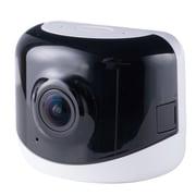 GeoVision OPAL S1 Plus Wireless Network Camera, 4MP, White/Black