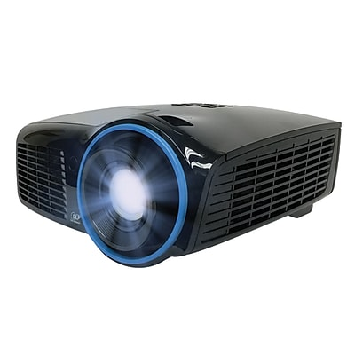 InFocus® IN3138HDA 1080p WUXGA 3D Ready DLP Projector, Black