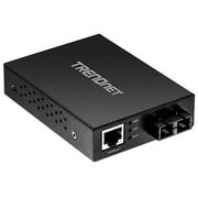 TRENDnet 1000Base-T To 1000Base-SX Multi-Mode SC Fiber Media Converter (TFC-GMSC)