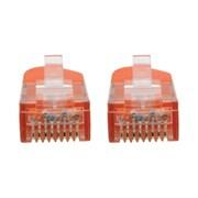 Tripp Lite® Premium N200-006 6' RJ-45 Male/Male Network Patch Cable, Orange