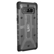 Urban Armor Gear Plasma Cell Phone Case for Galaxy Note 8, Ash (NOTE8-L-AS)