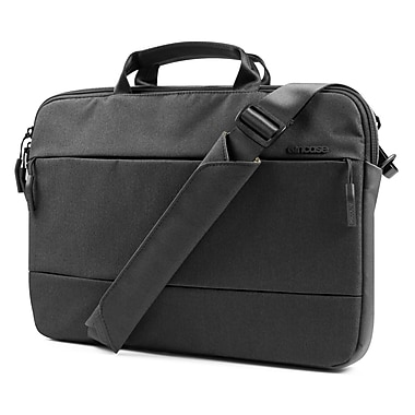 Incase - Sac à bandoulière City Brief 13 po, noir (CL55493)