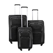 Kenneth Cole Reaction Take Five 2.0 Expandable 3-Piece Luggage Set