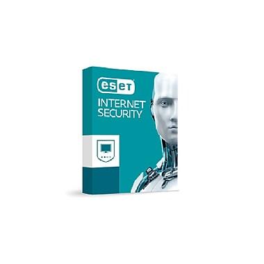 Eset – Logiciel Sécurité Internet complète, version 11, 1 utilisateur, 1 an, Windows