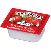 Smucker's® – Confiture de fraises pure en portions individuelles de 16 ml, paq./200