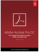 Adobe Acrobat Professional DC [Download]
