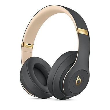 Beats Studio3 Wireless Over-Ear Headphones, Shadow Grey (MQUF2LL/A)