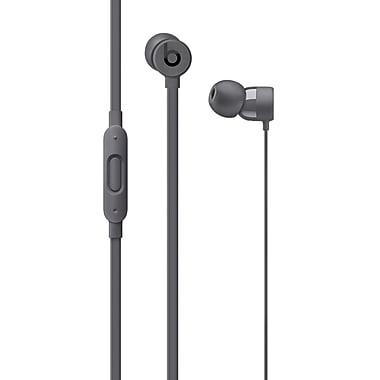 Urbeats 3 Earphones with 3.5mm Plug, Grey (MQFX2LL/A)