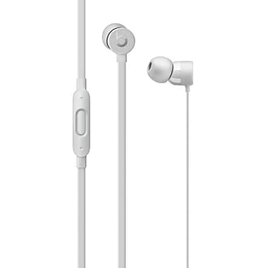 Urbeats 3 Earphones with Lightning Connector, Matte Silver (MR2F2LL/A)