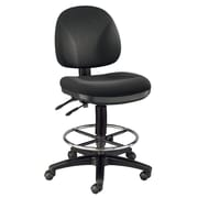 "Alvin® Prestige Artist/Drafting Chair 18"" Chrome Foot Ring"