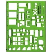 Alvin - Modèle de décoration pour cuisine et salle de bain (TD7161)