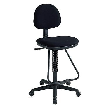 Alvin® Viceroy Artist/Drafting Black Chair