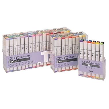 Copic® 12-Colour Basic Marker Set