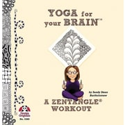 Zentangle® Yoga For Your Brain™ Book (DO5369)