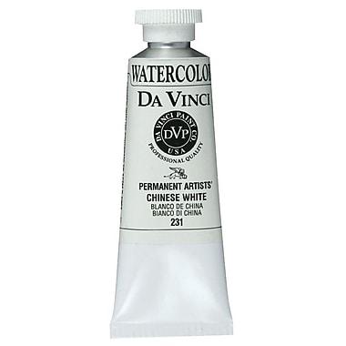 Da Vinci WaterColour Paint 37ml, White