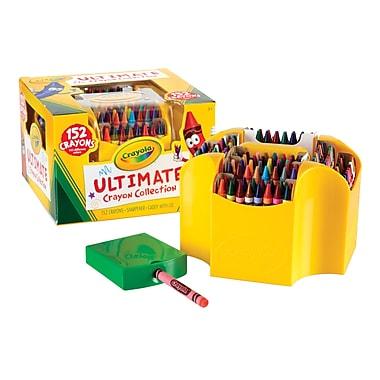 Crayola - Étui à crayons Ultimate, 152/paquet (52-0030)