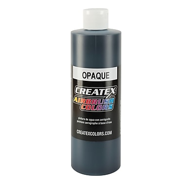 Createx™ Opaque Airbrush Paint 16Oz. Black