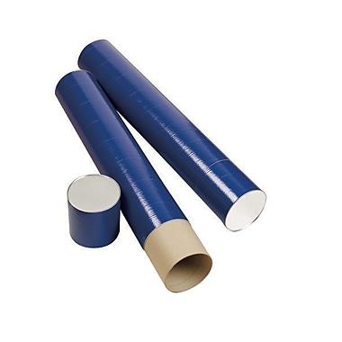 Alvin® Indigo Fiberboard Tube 5 1/2