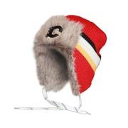 Reebok Calgary Flames Fur Trooper Toque