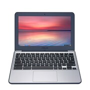 Asus Chromebook C202SA-YS02 11.6-inch Notebook, 1.6 GHz Intel Dual-Core Celeron N3060, 16 GB eMMC, 4 GB LPDDR3, Chrome OS