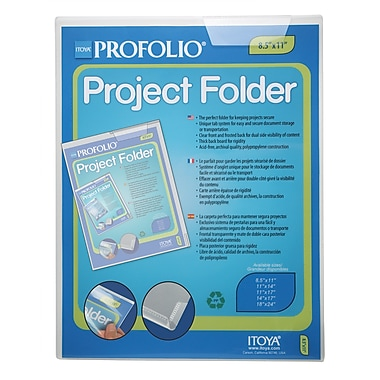 Itoya ProFolio Project Folder, 11